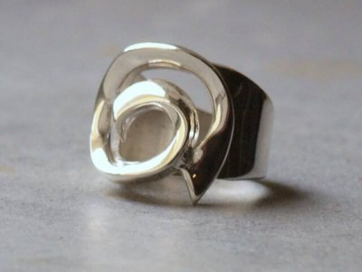 Silverring Snigel